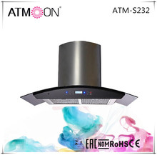 High Quality Heavy Duty Kitchen Hood Commercial Kitchen Range Hood