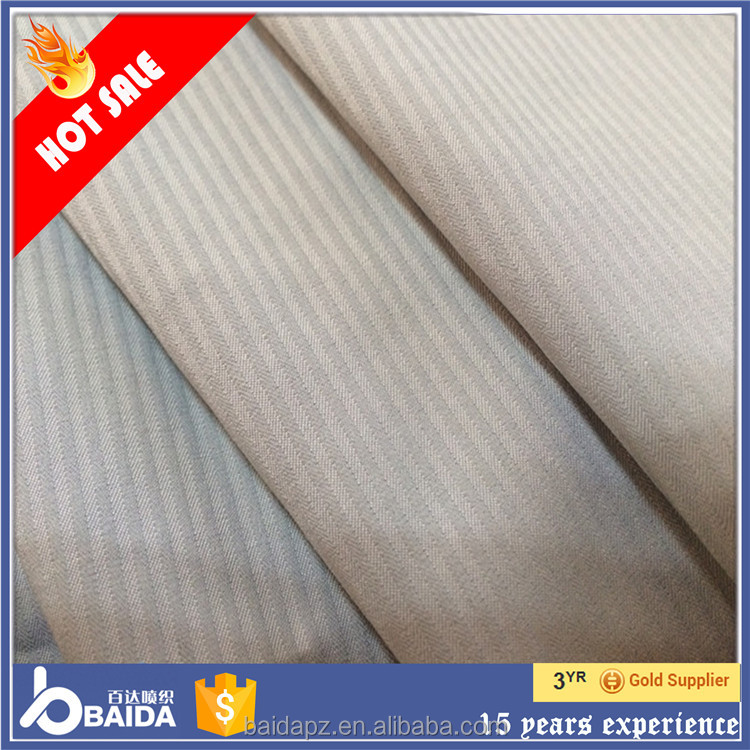 jiaxing hot sale polyester staple fiber machine stretch fabric wholesale