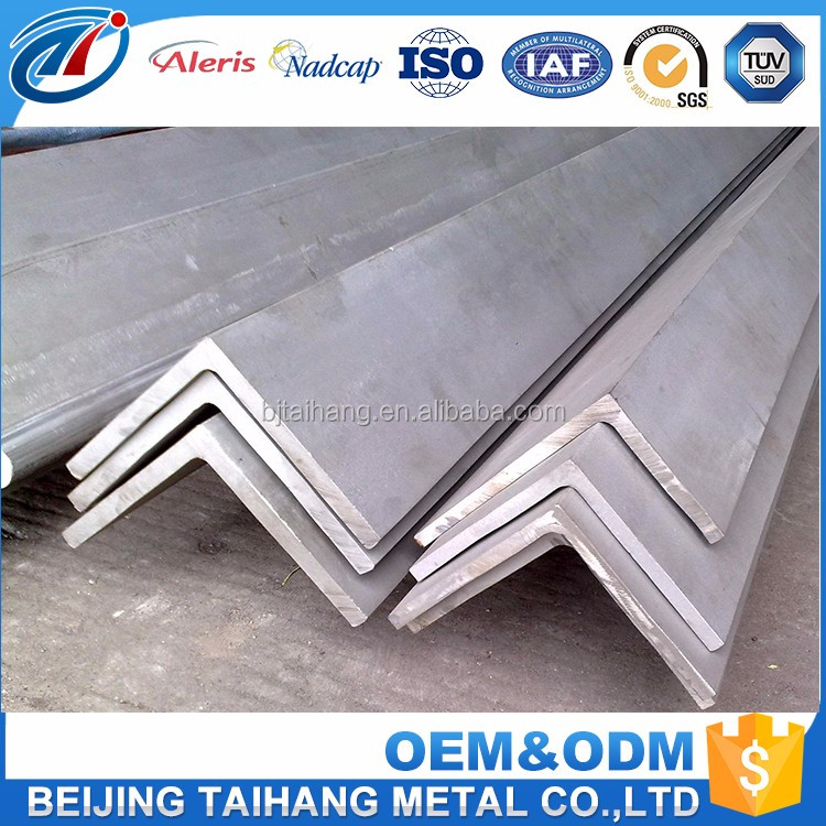 Customized aluminum angle profiles factory / produce aluminum corner extrusion / metal alloy 6063 aluminium.jpg