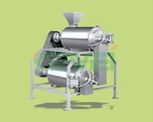 Mango Peeling pulping / Juice Extractor Machine