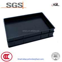 Professional China supplier of injection molding conductive box ESD plastic box