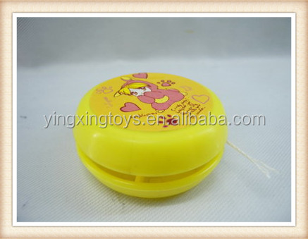 hot sell promotion toy plastic cheap yoyo