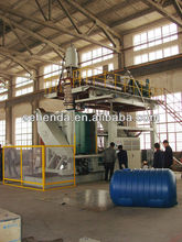 Semi Automatic Extrusion Blow Moulding Machine