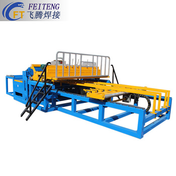 Cheap Garden Fence Welding Machine China Supplier