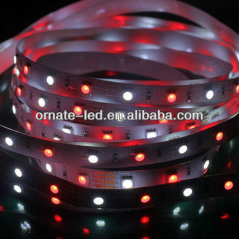 24v smd flxible 5050 rgbw led strip