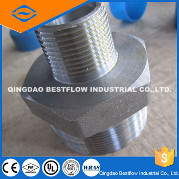stainless high press pipe fitting 3000