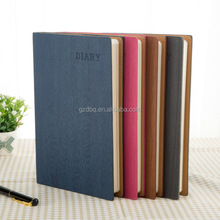 New promotional best printing A5 A6 hardcover custom school exercise spiral notebook