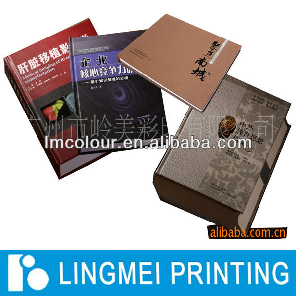 Hardcover Dictionary Printing Supplier Service