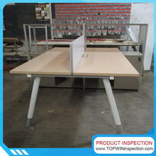 Third Part Quality Control Service for Office Combined table