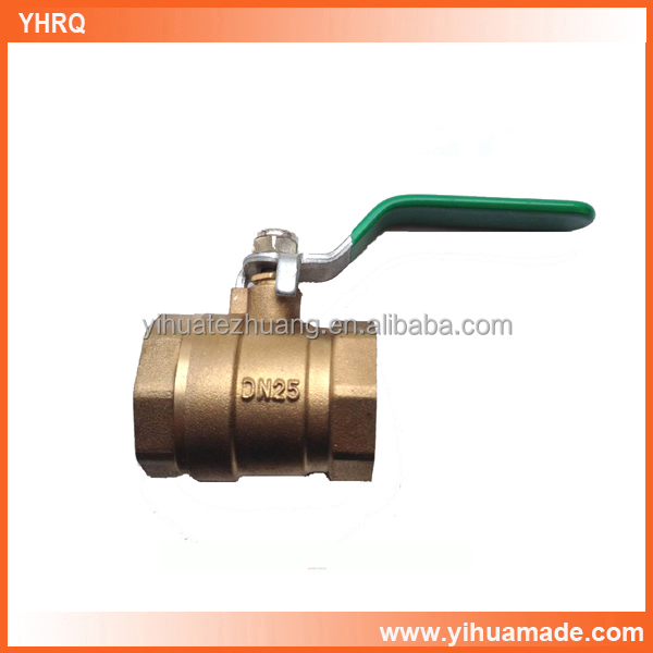 wholesale high quality soft sealing brass/steel ball valve