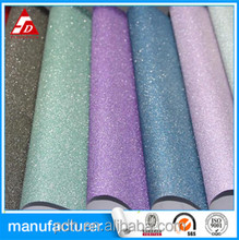 low price glitter self adhesive sticker paper for packing