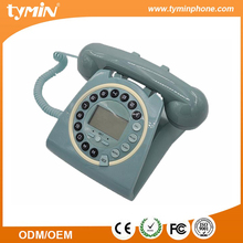 new products 2017 reproduction antique brass telephone with promotional price