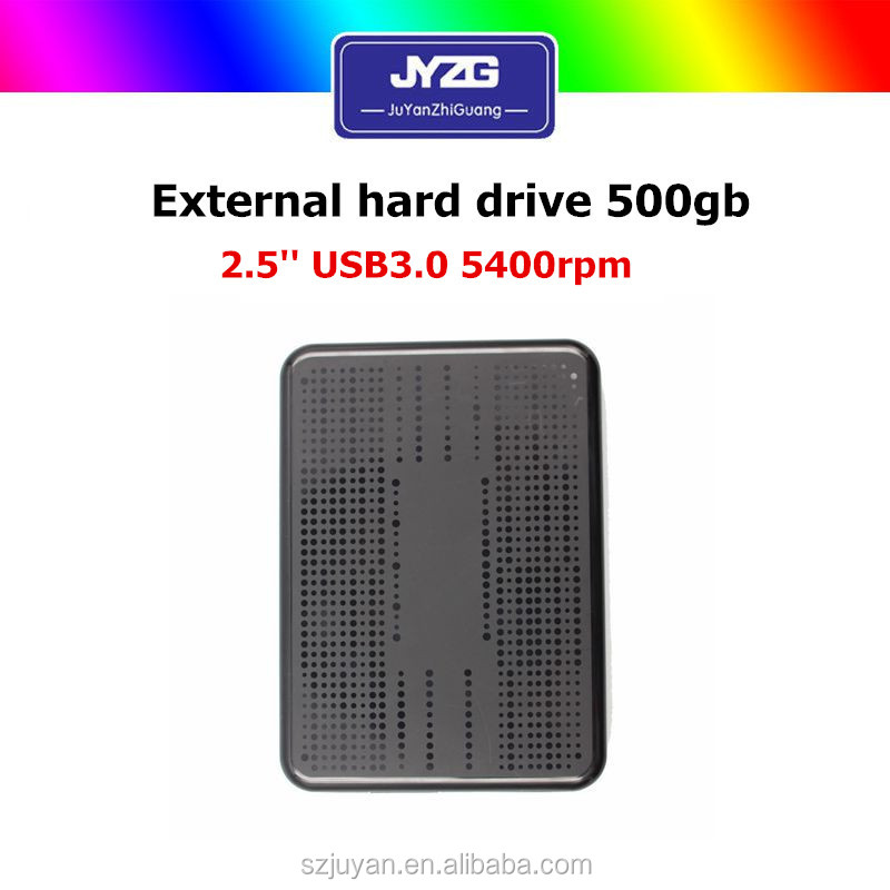 OEM external hard drive 500GB