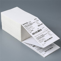 A4 Self Adhesive Paper Sticker Shipping Label