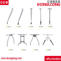 square metal sofa legs/ metal feet SC-1007