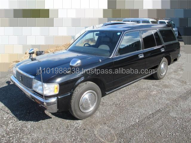 USED CARS - TOYOTA CROWN HEARSE (RHD 819621 GASOLINE)