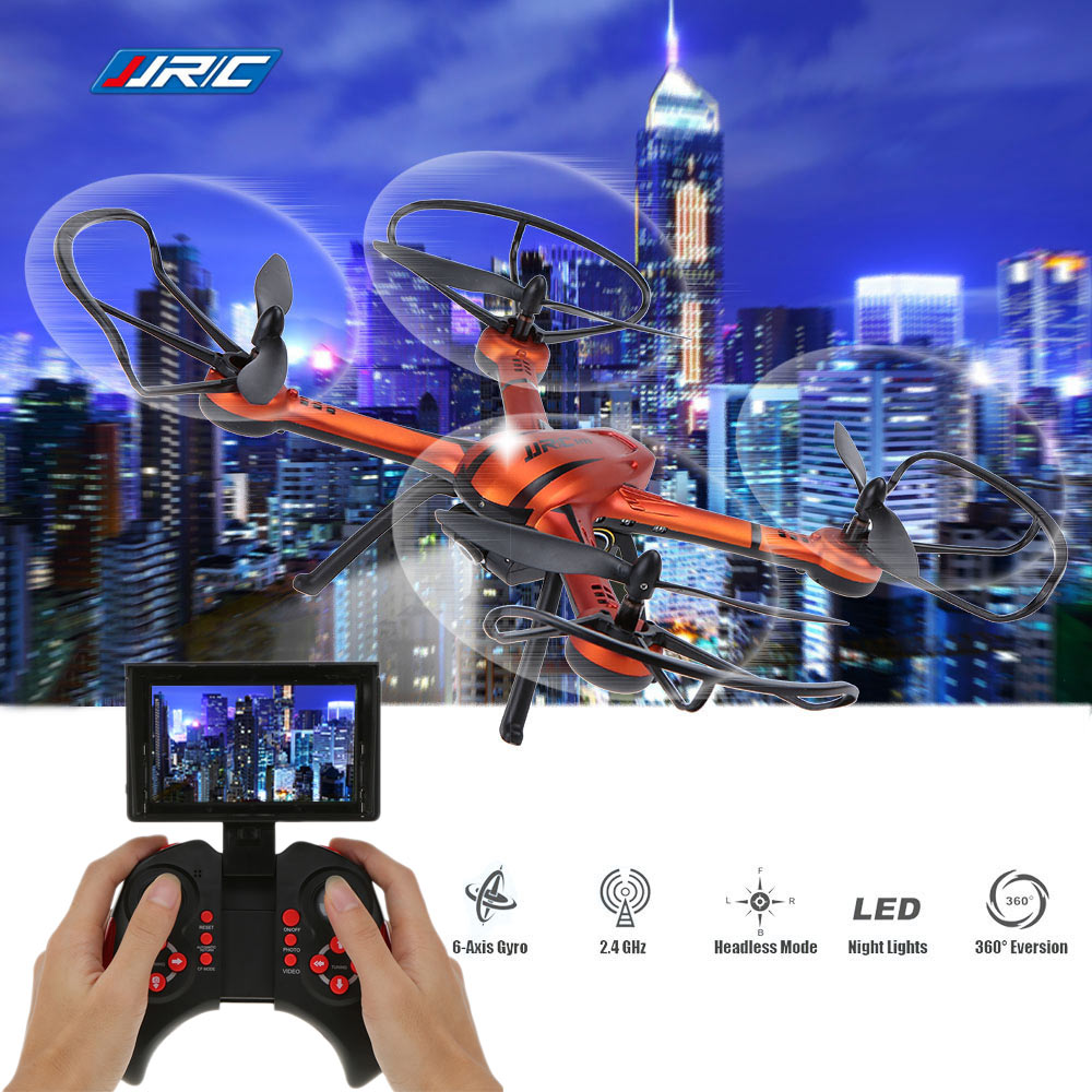JJRC H11D 5.8G FPV RC Drone Quadcopter with 2.0MP HD Camera