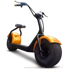 Factory supply Europe certificate 1000W big wheel electric scooter germany 20ah lithium battery
