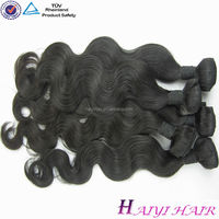 Hot Selling Factory Outlet Human Virgin Hairstyles With Brazilian Weave