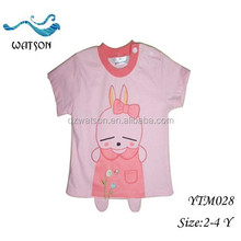 Cheap Stylish Cartoon T- Shirt Wear child wear