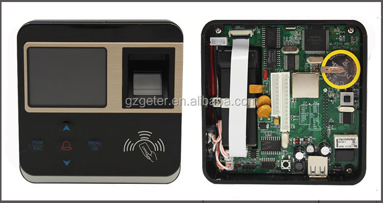 Fingerprint Time Attendance and Access Control System