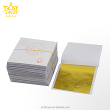 Best quality chinese imitation gold leaf sheets for furniture decorative