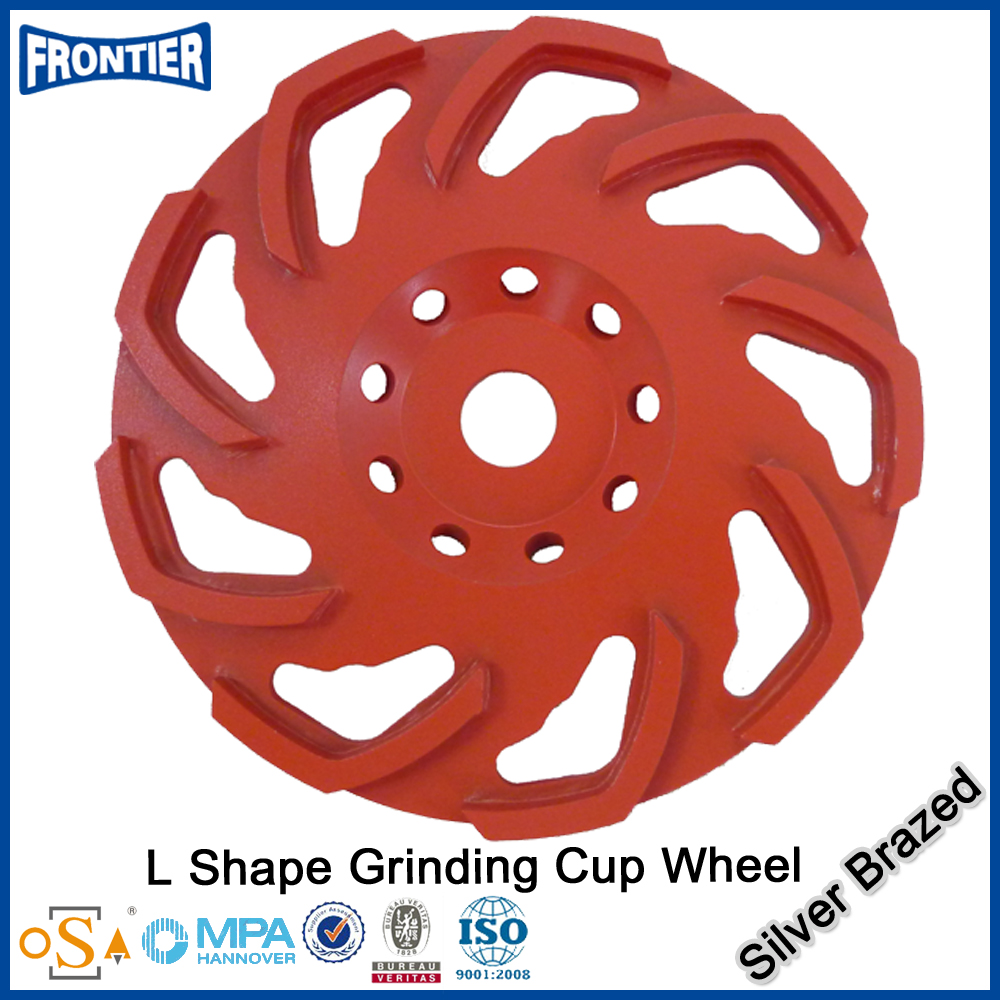 Top level most popular diamond profile wheels for stone