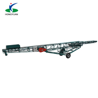 China Automatic Mineral Ore Belt Conveyor