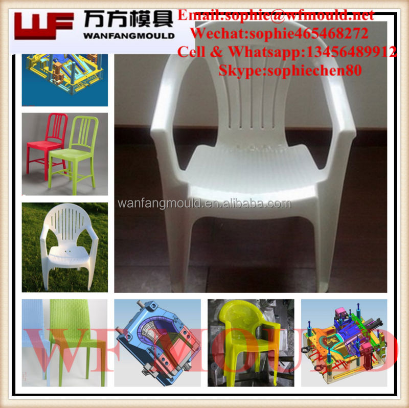 PP/PVC/PS chair moulds/molds manufacture with high quality