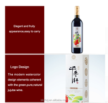 High-quality fruit wine on people health