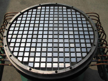 manhole mould and frp grating machine