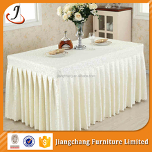 White Angel Table Cloth For Party JC-ZB119