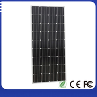 Low price 80w monocrystalline panel solar cell wholesale