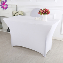 100% polyester embroidery metallic beaded glitter sequin tablecloth table cover for wedding