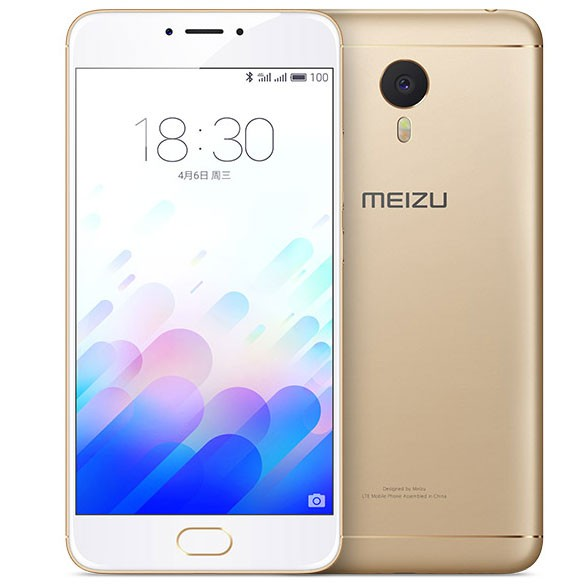 Original Meizu M3 Note Smart Mobile Phone Meilan Helio P10 Octa Core 13MP Back Camera 32GB ROM Meizu Note 3 4G LTE