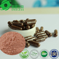 Yacon extract pills Root Veggie Natural Slimming Beauty Capsule