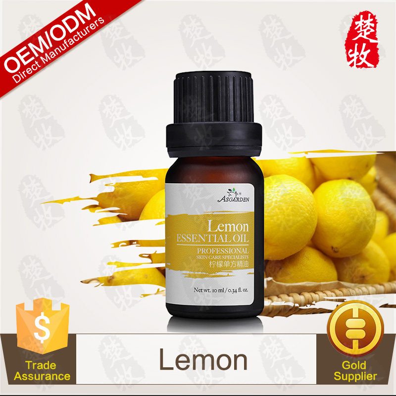 Hot Selling Lemon Oil for Aromatherapy / Massage / Spa