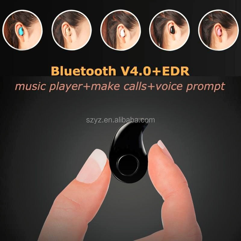 Light Bluetooth 4.0 Earphone Stereo Headphones music Headset Retail Box for iphone7 7plus 6plus