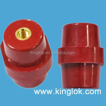 Insulating connector Bus bar Insulator Standoff busbar insulator