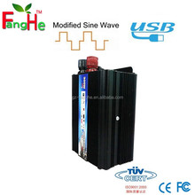 Bank off charger grid pure sine wave power inverter with charger 300w off beauty price