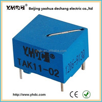 bus bar built in mini high frequency current transformer