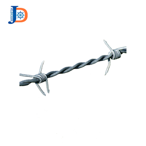 Barbed wire length per roll,barbed wire price,barbed wire fencing
