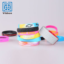 New products excellent quality many colors soft sports wrist silicone bracelets