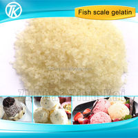 Edible 220 bloom halal fish gelatin