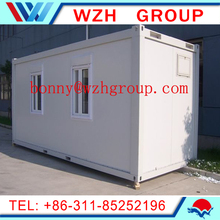 hot sale modular moveable trailer house / container house / camp prefab house
