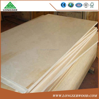 18mm Furniture Usage Birch Veneer Face