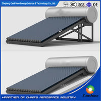 Non-Pressure Solar Water Heater export to Europe and America