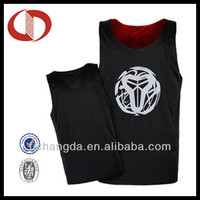 Polyester 2014 basketball jersey uniform from factory
