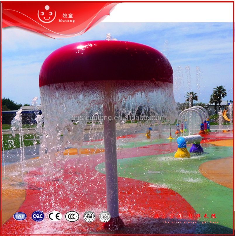 2017 High Quality Whole Sale Price Mushroom Water Fountain
