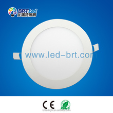 12w 2835 SMD led panel light round led panel luz do painel levou rodada